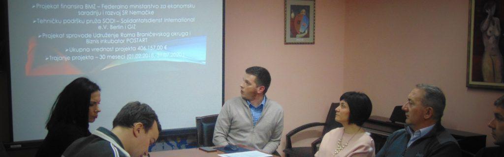 Unapređenje zapošljivosti Roma u Braničevskom okrugu