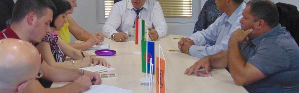 Poseta delegacije iz Mađarske Udruženju Roma Braničevskog okruga