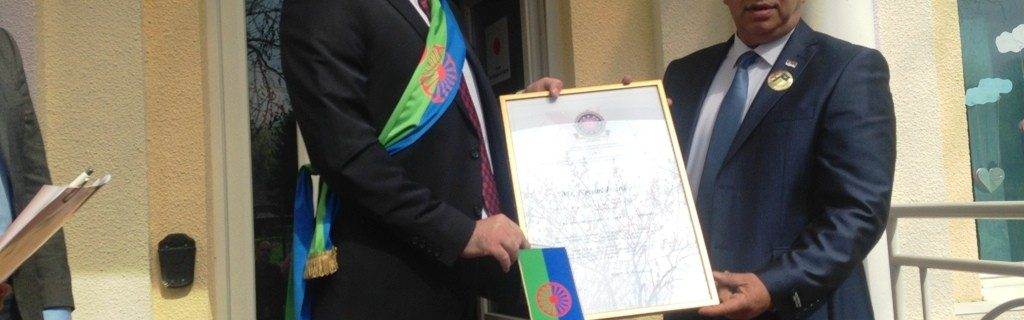 Državni sekretar Nenad Ivanišević posetio Udruženje Roma Braničevskog okruga