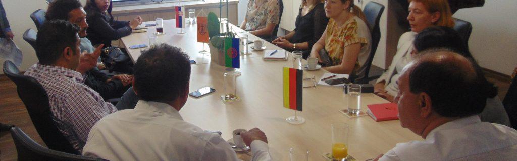 Poseta nemačke organizacije za međunarodnu saradnju (GIZ)