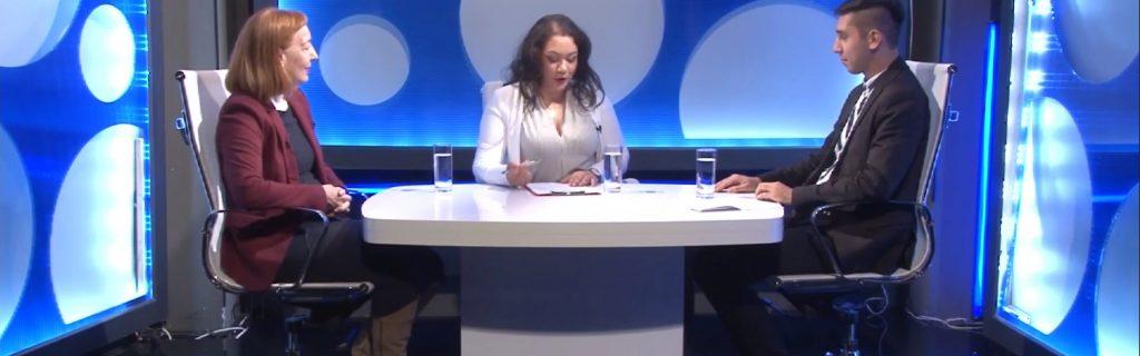 Predstavljanje uspešno realizovanog projekta  na radio-televiziji Pančevo